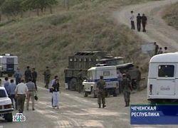 В Чечне расстреляли трех милиционеров