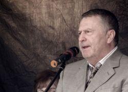 Владимир Жириновский идет в Сибирь