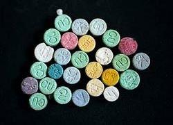 В Подмосковье изъята крупная партия таблеток экстази