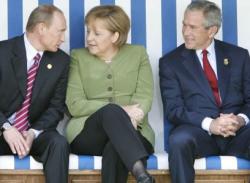 Путин возглавит команду российских болельщиков на Олимпиаде-2008