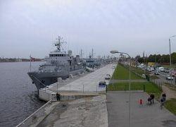 Корабли НАТО оказались заблокированными в порту Одессы
