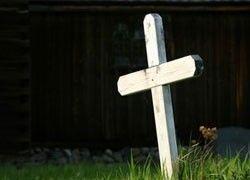 В Мексике устроили просмотр фильмов ужасов на кладбище