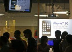 IPhone 3G уже распродан по всей Европе