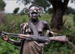 США вооружают Африку под видом гуманитарной помощи
