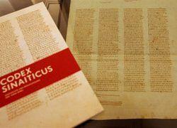 Страницы древнейшей Библии выложат в интернет