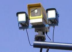 Новые камеры ГАИ зафиксировали в июле 1,7 тыс. нарушений