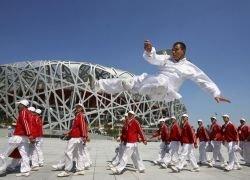 Репетиция церемонии открытия Олимпиады-2008