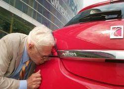 "General Motors проводит конкурс \""Kiss My Astra\"""