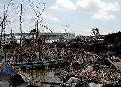 Ущерб от урагана в Мьянме оценили в 4 млрд долларов