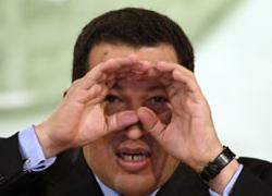 Что ищет в России Уго Чавес?