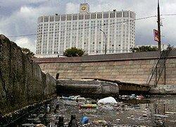 Москва-река превращается в токсичное болото