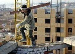 Жилых домов стали строить меньше