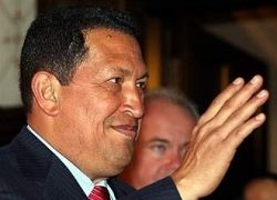 Чавес разрешил России искать нефть в Венесуэле