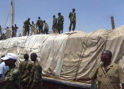 Очередной добычей сомалийских пиратов стал японский сухогруз