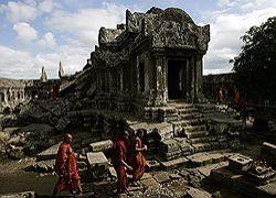 Таиланд и Камбоджа оказались на грани военного конфликта