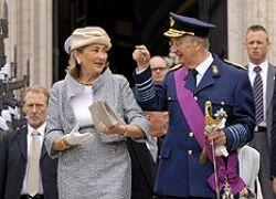 Король Бельгии призвал подданных объединиться