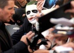 """Ажиотаж вокруг фильма \""""Темный Рыцарь\"""" (The Dark Knight)"""