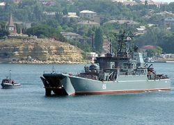 Верховная Рада выселяет Черноморский флот