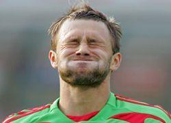 Дмитрий Сычёв не сыграет с «Зенитом»