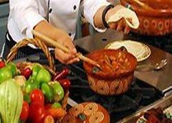 Кулинарные курсы для гостей мексиканского отеля