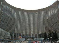 Московские власти считают, что мест в гостиницах достаточно
