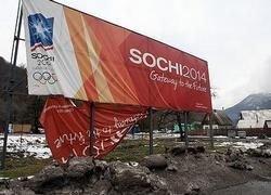Жители Сочи отбиваются от Олимпиады-2014 палками