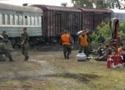 Россия выведет железнодорожные войска из Абхазии