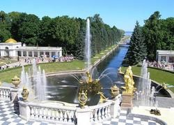 В Петергофе восстановят дворец, где жила семья Hиколая II