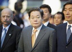 Экс-глава Samsung обжаловал приговор