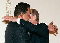 Уго Чавес предложил России разместить военные базы в Венесуэле