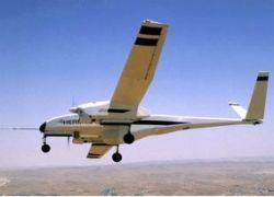 Над Южной Осетией снова незаконно летают