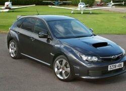 В Лондоне представили 380-сильную Subaru Impreza