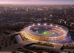 Олимпийский стадион в Британии отправят стране-хозяйке игр