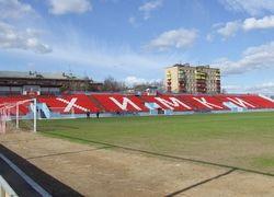 В Химках завершилось строительство стадиона