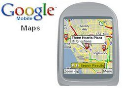 Google Maps покажет направления движения для пеших прогулок
