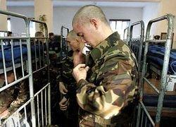 Сержанты должны принести в казарму войсковую мораль