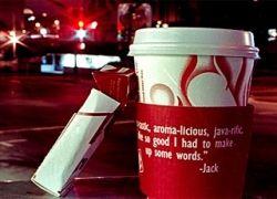 Бывшие алкоголики впадают в зависимость от кофе и сигарет