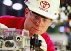 Toyota подтвердила статус крупнейшего автопроизводителя