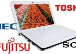 Японские производители выходят на рынок недорогих ноутбуков