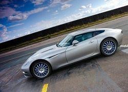 Lightning GT – мощный электрический спорткар