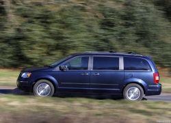 Chrysler Grand Voyager променял семью на бизнес