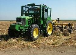 В Израиле создан первый в мире бронированный трактор