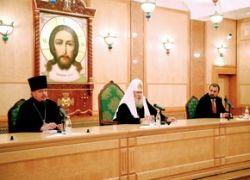 Церковь обещала помочь российским олимпийцам