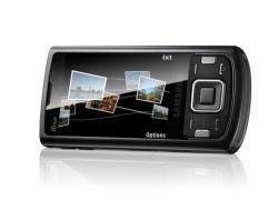 Новый функциональный Samsung i8510