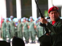 Товарищ Чавес - лучший друг Кремля