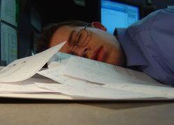 Проверьте себя на трудоголизм