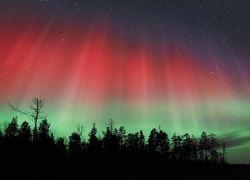 Заснеженные ландшафты Финляндии