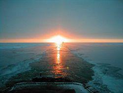 В Арктике найдены гидротермальные источники