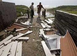 "Ущерб от шторма \""Долли\"" составил $750 млн"