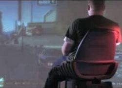 Реалистичное кресло для геймеров